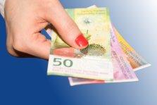 Möglichkeit: mit CHF oder EUR zahlen