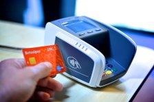 Möglichkeit: mit Karten bezahlen