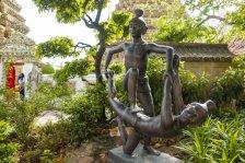 Traditionelle Thai Massage Vorgeschichte Brugg Aaargau